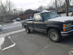 1994 Chevy 4x4 need gone
