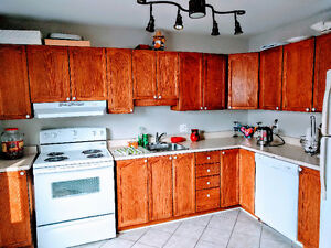 House for rent (upper level 2 bedroom + family room) Peterborough Peterborough Area image 4