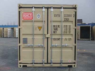 20ft New One-trip Shipping Container For Sale In Long Beach Ca