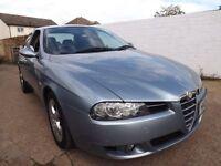 Alfa Romeo 156 2.4JTD 175 Lusso 91000 miles
