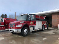 Sales Representative - Fire Apparatus