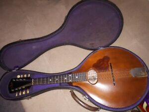 1907 The Gibson Mandolin