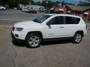 2012 Jeep Compass North under 40,000km
