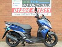 SYM JET 14 50 SCOOTER WITH 3 YEAR WARRANTY FINANCE DEPOSIT FROM £100