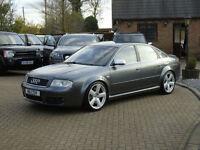2003 03 Reg Audi RS6 4.2 Biturbo Auto Quattro Saloon ( 43000 MILES )