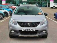 2019 Peugeot 2008 1.5 BlueHDi 100 GT Line 5dr [5 Speed] Estate Diesel Manual