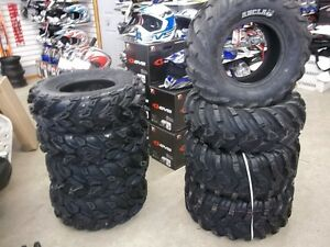 Knapps IN Prescott  LOWEST PRICES on  atv TIRES ! PERIOD !