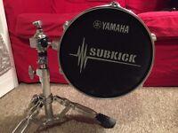 Yamaha Subkick microphone