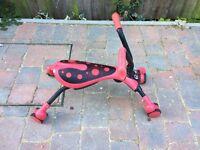 Ladybird scuttlebug