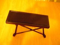 Guitar Footrest KMC Ultra