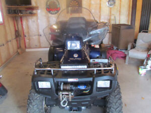 2004 Polaris 500 Sportsman