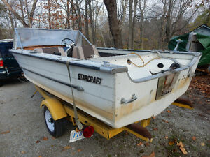 15' Starcraft Boat Project London Ontario image 2