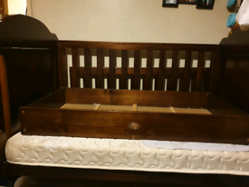 Boori country cot-bed.