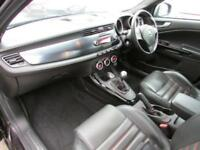 2013 Alfa Romeo Giulietta 1.4 TB MultiAir Sportiva 5dr Petrol black Manual