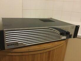 Warrior 300watt Power Amplifier