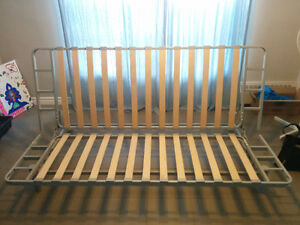 2 Queen Size - Ikea Sofa-Bed Frames for Sale!