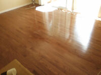 Professional Hardwood and Laminate Installations