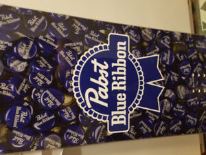 Pabst Blue Ribbon Snowboard 157cm
