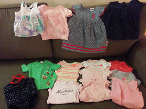 New and gently used lot of clothing!