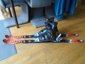 Ensemble de ski DYNASTAR avec bottes NORDICA pour adolescent