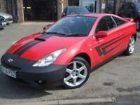2004 04 TOYOTA CELICA 1.8 VVT-I 3D 140 BHP