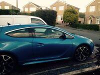 Vauxhall Astra gtc vxr