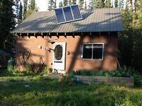 Off grid cabin for rent