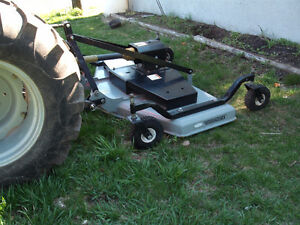 3 PTH Finishing Mower