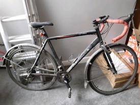 Black mens bike