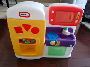 Baby seat and toys