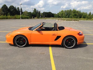 2008 Porsche Boxster S Limited Edition Convertible