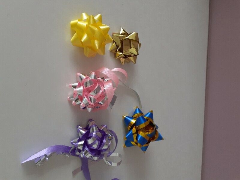 Brand New Gift Ribbons (2 for $1)