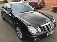 MERCEDES-BENZ E280 3.0CDI 7G-TRONIC SPORT >24hr REDUCED PRICE< FULL MOT..SATNAV