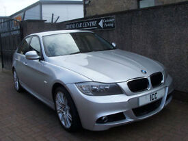 "2012 BMW 318I 2.0 PERFORMANCE EDITION 4DR 39973 MLS M-SPORT BODYKIT 18"" ALLOYS"