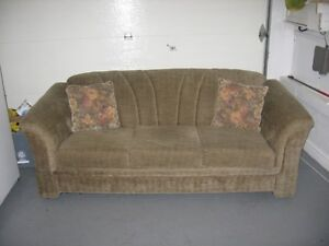 Sofa and Reclinder chair