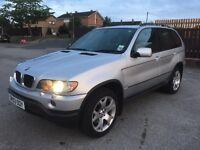BMW X5 3.0d M SPORT 2003 4X4
