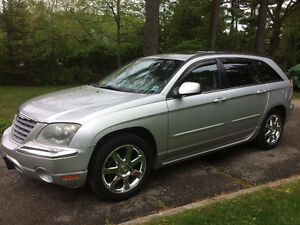 2006 Chrysler Pacifica Limited Wagon