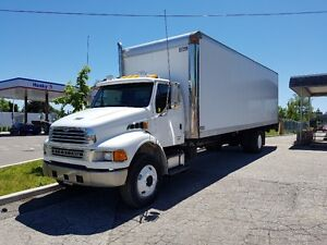 2007 Sterling Acterra 30' Straight Truck Automatic Ex Government