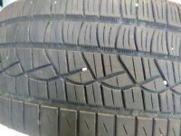 245/40 R18 tires