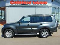Mitsubishi Shogun SG3 AUTOMATIC 1 OWNER WITH A FULL SERVICE HISTORY ... 2014/14