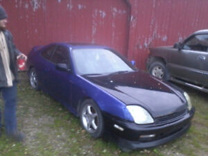 2001 honda prelude parting out