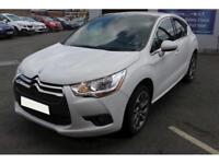 Ds Ds 4 Puretech Dstyle Nav S/S Hatchback 1.2 Manual Petrol BAD / GOOD CREDIT