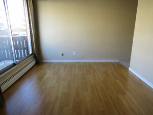 Walking distance to the train from your downtown apartment!