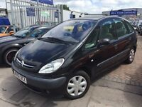 2003 (52) CITROEN PICASSO 1.6. NEW MOT. IDEAL FAMILY CAR. BARGAIN