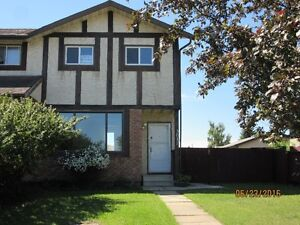 Clareview - Totally Renovated Half Duplex