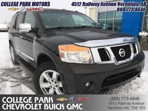 2013 Nissan Armada Platinum  - Navigation -  Sunroof - $259.83 B