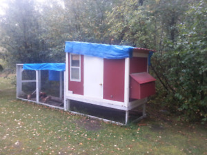 Insulated Chicken Coop for sale