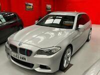 "13 - 63 BMW 530D M SPORT TOURING PRO SAT NAV - ADAPTIVE XENONS - 19"" ALLOYS"