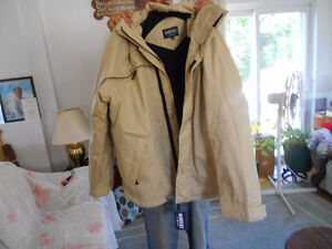 WINTER JACKETS...NEW..SIZE LARGE