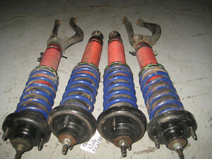 HONDA CIVIC EG6 DC2 INTEGRA ADJUSTABLE COILOVERS JDM DC2 EG6